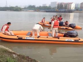 南京水务橡皮艇项目