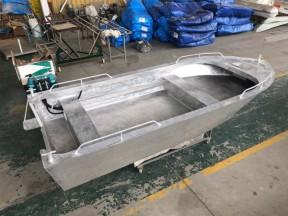 498铝合金艇