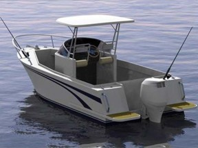 贵阳598铝合金艇