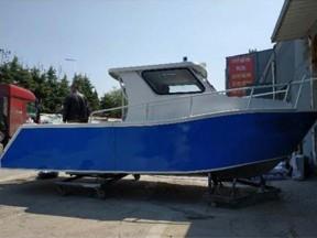 750铝合金艇